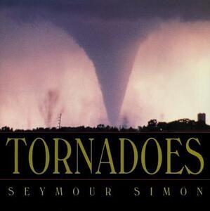 Tornadoes - Seymour Simon - cover