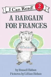 A Bargain for Frances - Russell Hoban - cover