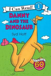 Danny and the Dinosaur - Syd Hoff - cover