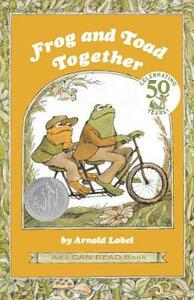 Frog and Toad Together - Arnold Lobel - cover