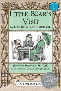 Little Bear's Visit - Else Holmelund Minarik - cover