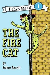The Fire Cat - Esther Averill - cover