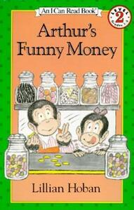 Arthur's Funny Money - Lillian Hoban - cover