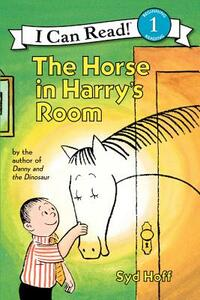 The Horse in Harry's Room - Syd Hoff - cover