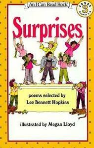 Surprises - Lee Bennett Hopkins - cover