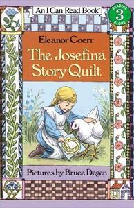 The Josefina Story Quilt - Eleanor Coerr - cover