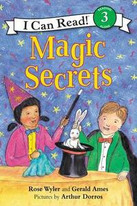 Magic Secrets - Gerald Ames,Rose Wyler - cover
