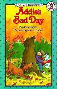 Addies Bad Day - Joan Robins - cover