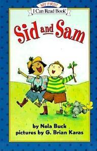 Sid And Sam - Nola Buck - cover