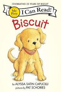 Biscuit - Alyssa Satin Capucilli - cover