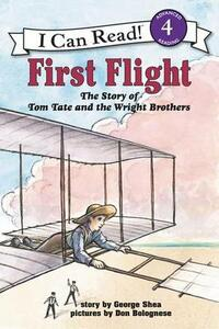 First Flight - George Shea,Don Bolognese - cover