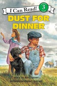 Dust for Dinner - Ann Turner - cover