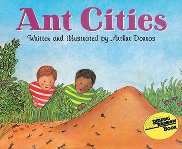 Ant Cities - Arthur Dorros - cover