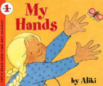 My Hands - Aliki - cover
