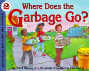 Where Does the Garbage Go?: Let's-Read-and-Find-out Science, Stage 2 - Paul Showers - cover