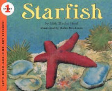 Starfish - Edith Thacher Hurd - cover