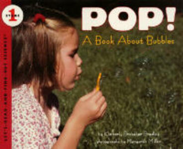 Pop A Book About Bubbles - Kimberly Brubaker Bradley - cover