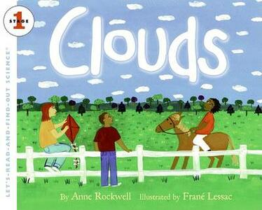 Clouds - Anne Rockwell - cover