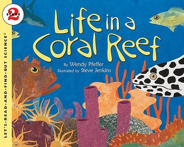 Life in a Coral Reef - Wendy Pfeffer - cover