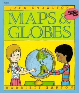 Maps and Globes - Jack Knowlton - cover