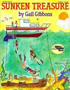 Sunken Treasure - Gail Gibbons - cover