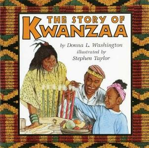 The Story of Kwanzaa - Donna L Washington - cover