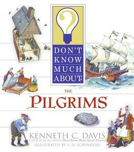 Don't Know Much about the Pilgrims - Kenneth C Davis - cover