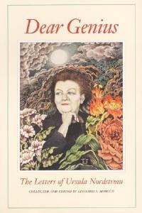 Dear Genius: Letters of Ursula Nordstrom - Ursula Nordstrom,Leonard S. Marcus - cover
