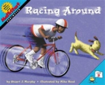 Racing Around - Stuart J. Murphy - cover