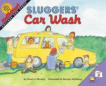 Sluggers' Car Wash - Stuart J. Murphy - cover