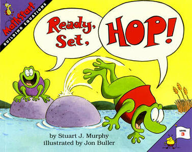 Ready, Set, Hop! - Stuart J. Murphy - cover