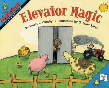 Elevator Magic - Stuart J. Murphy - cover