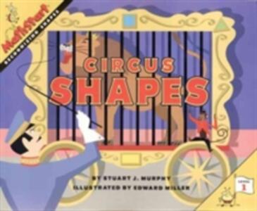 Circus Shapes - Stuart J. Murphy - cover