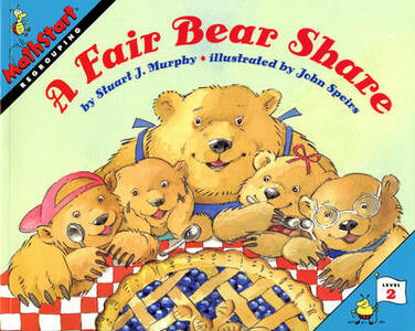 A Fair Bear Share - Stuart J. Murphy - cover