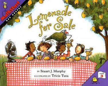 Lemonade for Sale - Stuart J. Murphy - cover