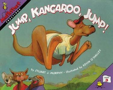 Jump, Kangaroo, Jump! - Stuart J. Murphy - cover
