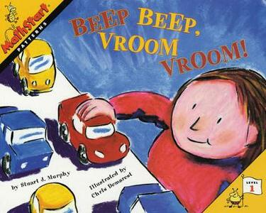 Beep Beep, Vroom Vroom! - Stuart J. Murphy - cover