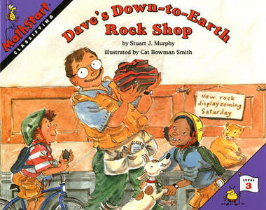 Dave's Down-to-Earth Rock Shop - Stuart J. Murphy - cover