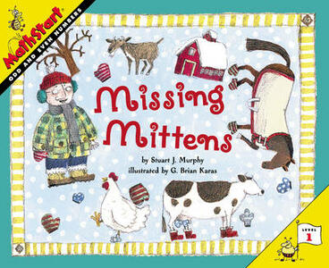 Missing Mittens - Stuart J. Murphy - cover