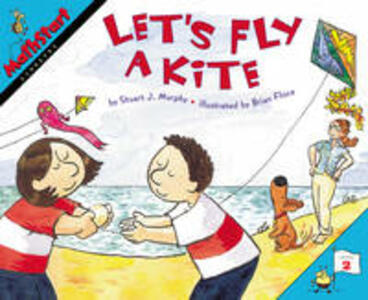Let's Fly a Kite - Stuart J. Murphy - cover