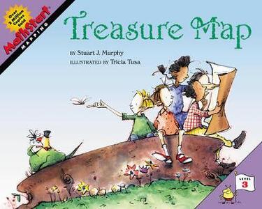 Treasure Map - Stuart J. Murphy - cover