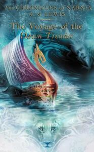"The Voyage of the ""Dawn Treader"" - C. S. Lewis - cover"