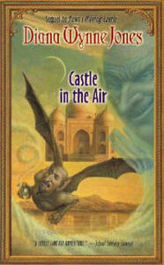 Castle in the Air - Diana Wynne Jones - cover