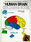Libro in inglese The Human Brain Coloring Book Marion C. Diamond Arnold B. Scheibel L. M. Elson
