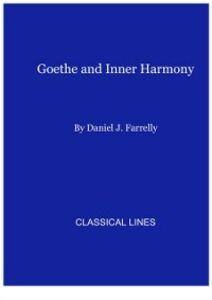 Ebook in inglese Goethe and Inner Harmony Farrelly, Daniel J.