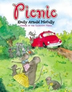 Picnic - Emily Arnold McCully - cover