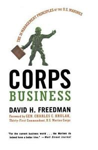 Corps Business - David H Freedman - cover