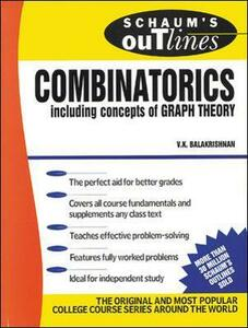 Schaum's Outline of Combinatorics - V.K. Balakrishnan - cover