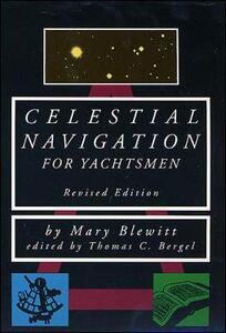 Celestial Navigation for Yachtsmen - Mary Blewitt - cover