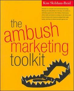 Ambush Marketing Toolkit - Kim Skildum-Reid - cover
